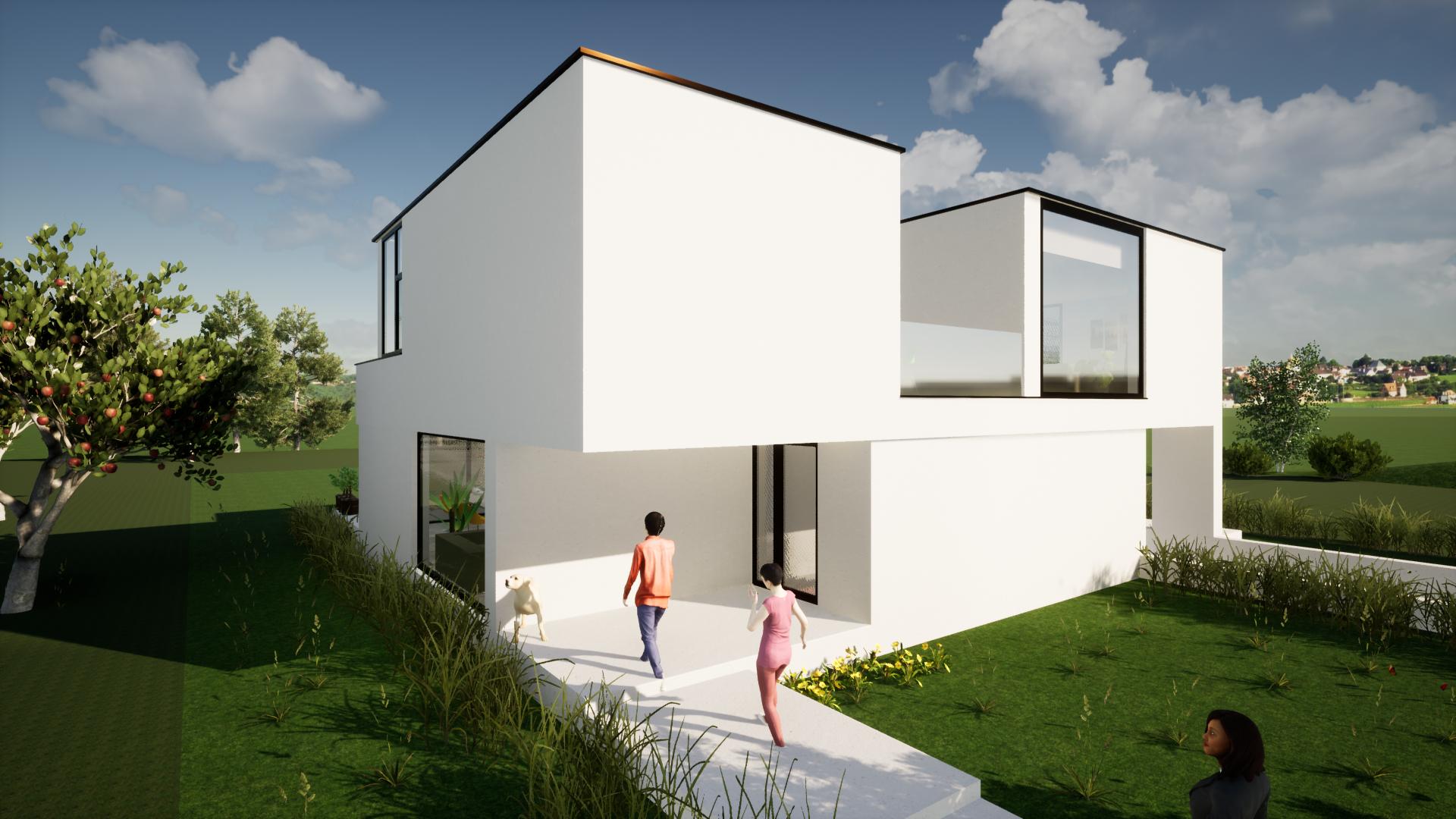 Villa in Zwalm