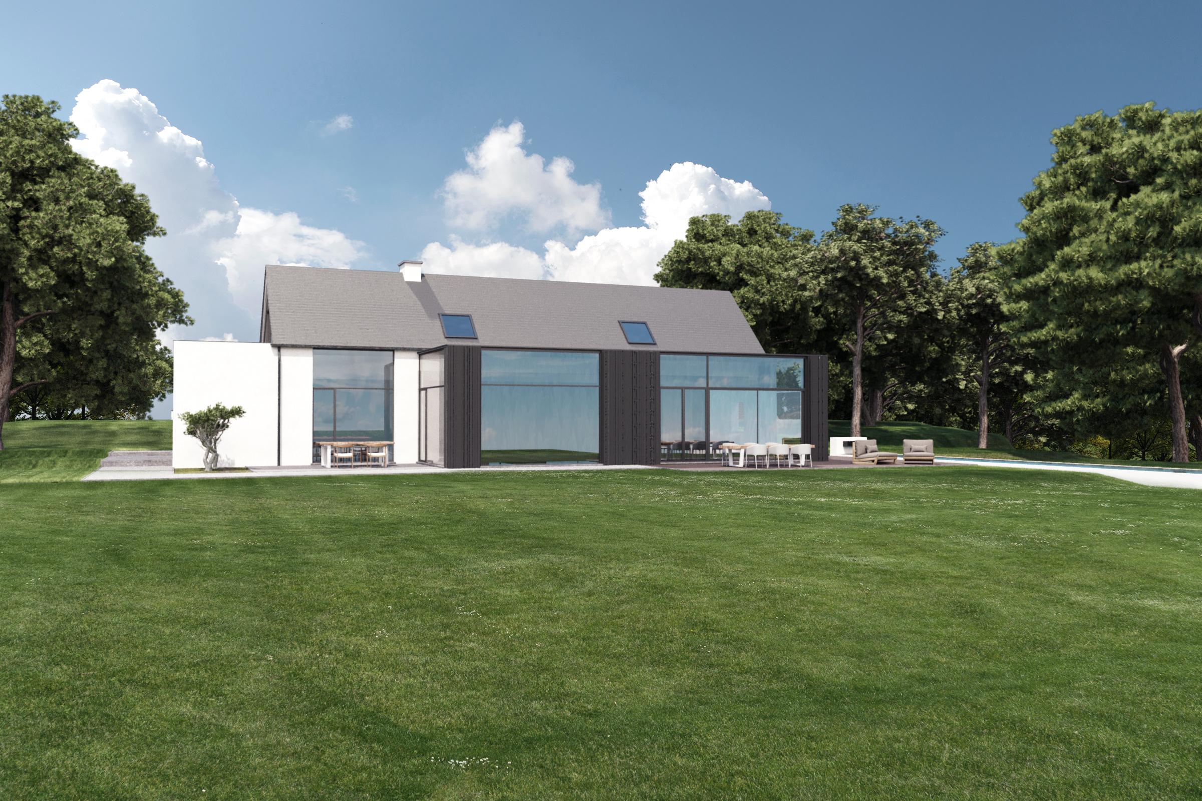 Renovation villa Kristof
